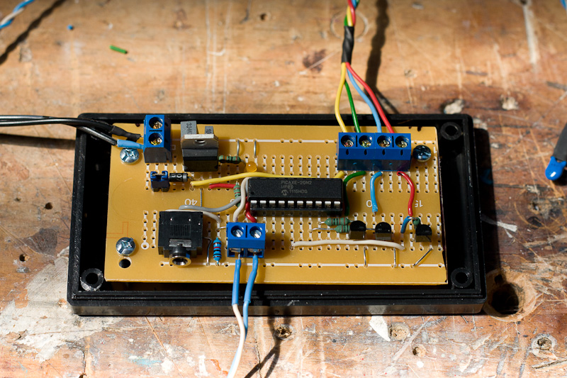 The circuit board