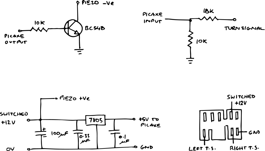 circuit drawings
