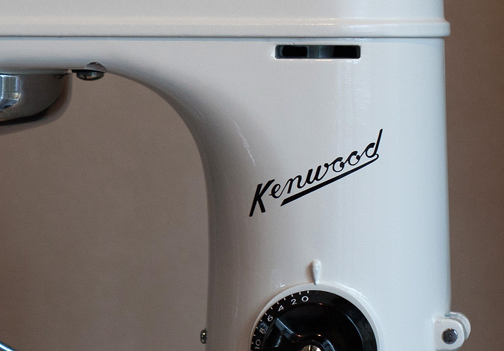 Kenwood A700 reproduction logo